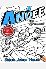 Andee the Aquanaut Coloring Book: Andee the Aquanaut Series Paperback