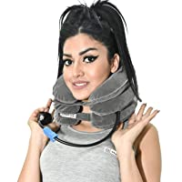 Inflatable Neck Traction Device, Cervical Traction Device for Neck, Neck Decompression...
