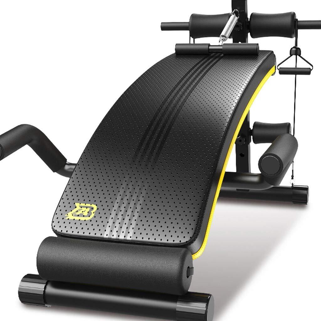 Bauchtrainer Lxn Verstellbare Sit-up-Bank Slant Board Pro Ab, Verstellbare Workout Bauch Übung Multifunktionsbank Board