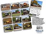 Railroading! 2017 Calendar