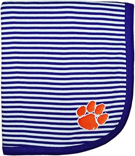University Tigers Bedding - Clemson University Tigers NCAA Baby Blanket 33
