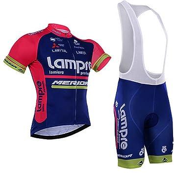 Jerseys de ciclismo para hombres - Uniforme de moto de manga corta  transpirable con 3D Gel 9098c0fc67b4d