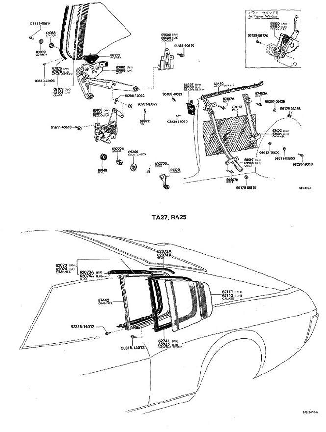 Ra21 Celica Wiring Diagrams