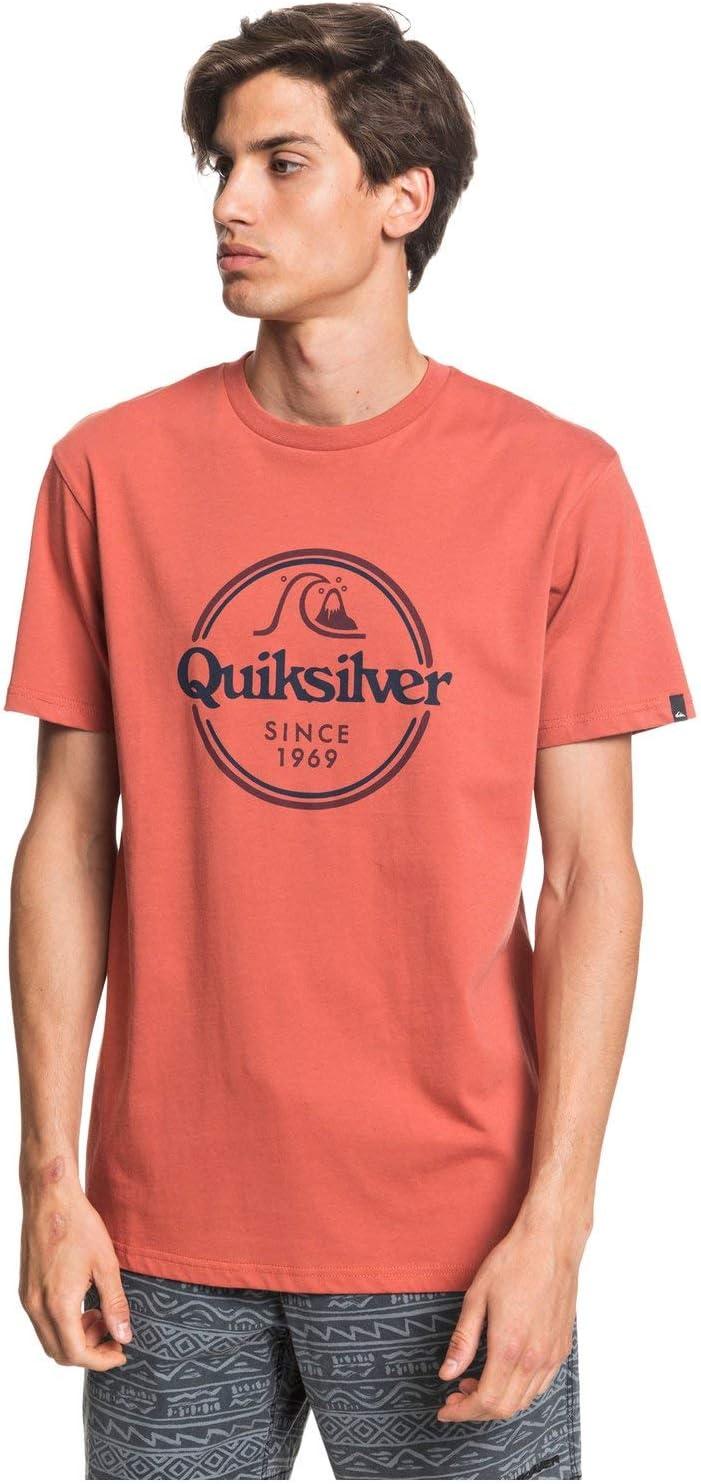 Quiksilver Words Remain tee M - Camiseta Hombre