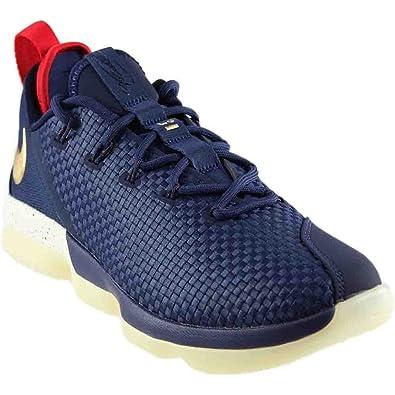 NIKE Lebron XIV Low Men Basketball Shoes - 7.5