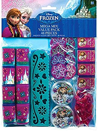 Disney Frozen Mega Value Favors (48 Pieces)