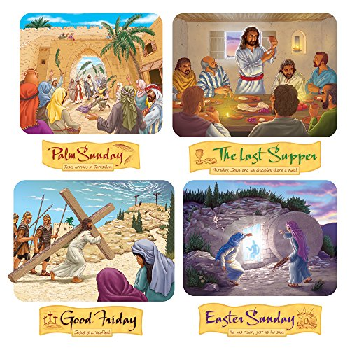 Jesus Bulletin Board Set - 1