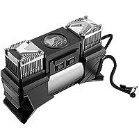 Wakauto Compressor de ar para carro, inflador de pneu, inflador de pneu de automóvel, com visor digital, bomba de…