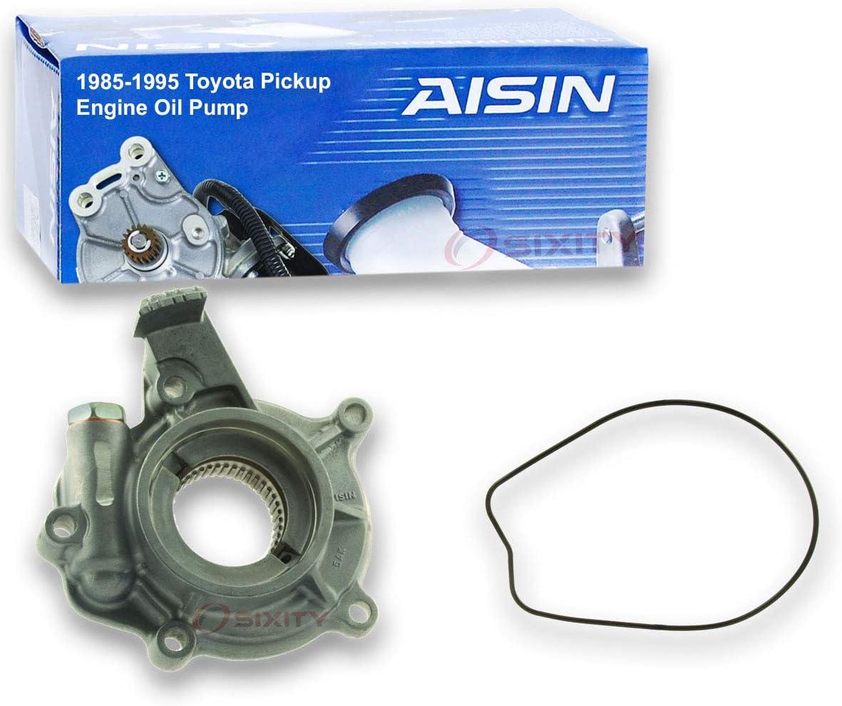AISIN Oil Pump for 1985-1995 Toyota Pickup 2.4L L4 Engine