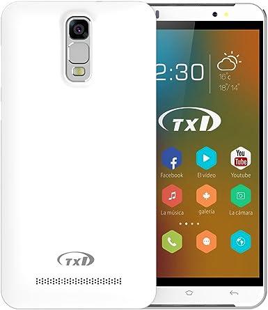 TXD T8 3G Smartphone - Pantalla de 6 Pulgadas QHD MTK6580 Quad ...