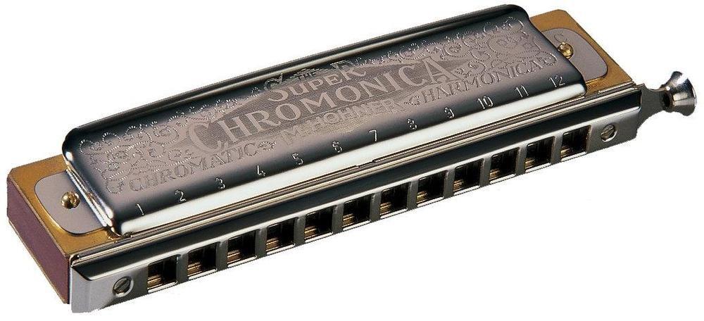 Hohner Chromonica 48/arm/ónica crom/ática C