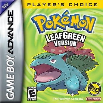 pokemon blattgrün
