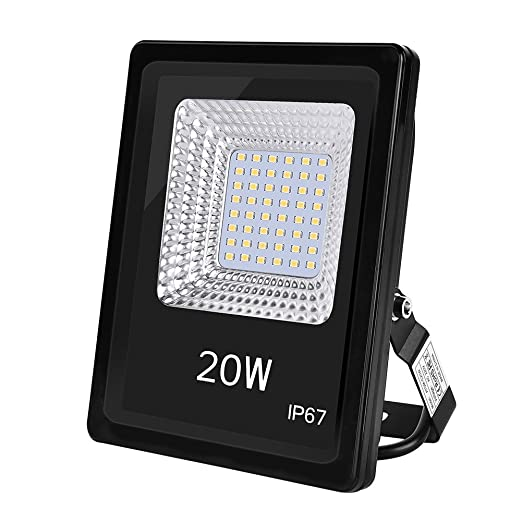 Shining-star Floodlight, 20W Foco proyector,LED Reflector de ...