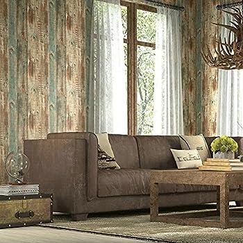 Hot Memory 3d Vintage Embossed Wood Effect Vinyl Wallpaper For Bedroom Living Room Tv Background