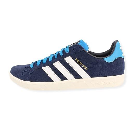 Hombre Azul Grand Zapatillas adidas ZapatillasColor Prix DHe2W9YEI