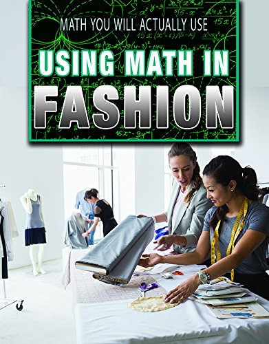 Using Math In Fashion Math You Will Actually Use Mihaly Christy 9781499438604 Amazon Com Books