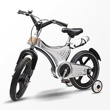 MAZHONG Bicicletas Bicicleta para Niños Bicicleta para Niños DE 3-7 Años con estabilizadores Desmontables por Tablero en Muchos Tamaños: Amazon.es: Deportes ...