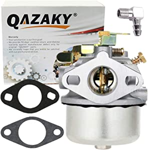 QAZAKY Replacement for Carburetor Kohler Carter K90 K91 K141 K160 K161 K181 Small Block Cast Iron Engine 4605303-S 4685301-S Carb 4605303S 4685301S