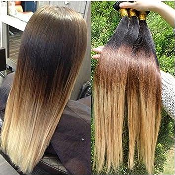 Amazon fantasy hair womens ombre hair extensions three tone fantasy hair womens ombre hair extensions three tone color 1b427 virgin brazilian pmusecretfo Choice Image