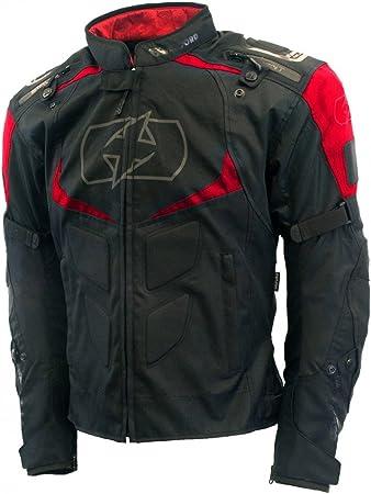 Black//Red, Large Womens Atomic Jacket Inc Signature Sports
