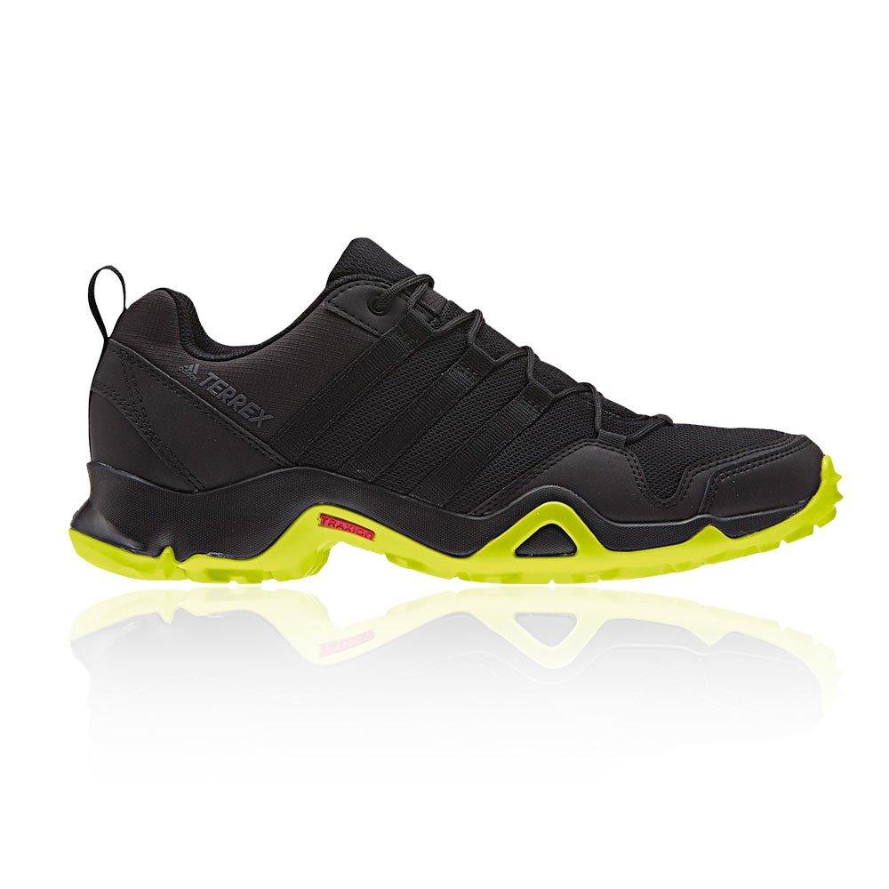 Adidas Terrex Ax2r, Zapatillas de Senderismo para Hombre 47 1/3 EU|Negro (Negbas/Negbas/Seamso)