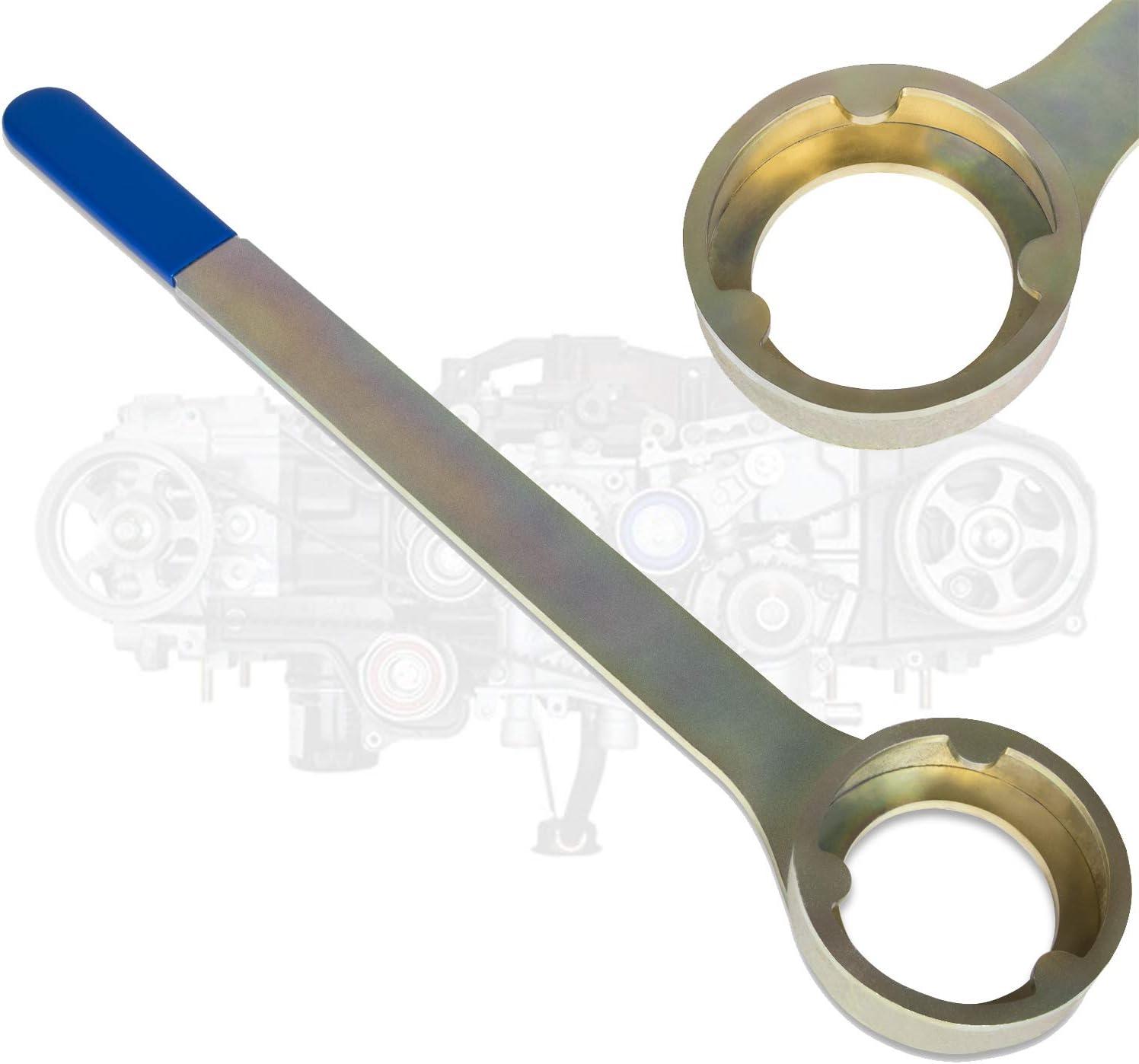 Cam Sprocket Tool Crank Wrench Holder Kit For Subaru Impreza WRX STI Forester XT Legacy GT Baja Turbo Opall