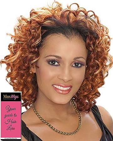 Farrah Half Wig Color 1 Black - Foxy Silver