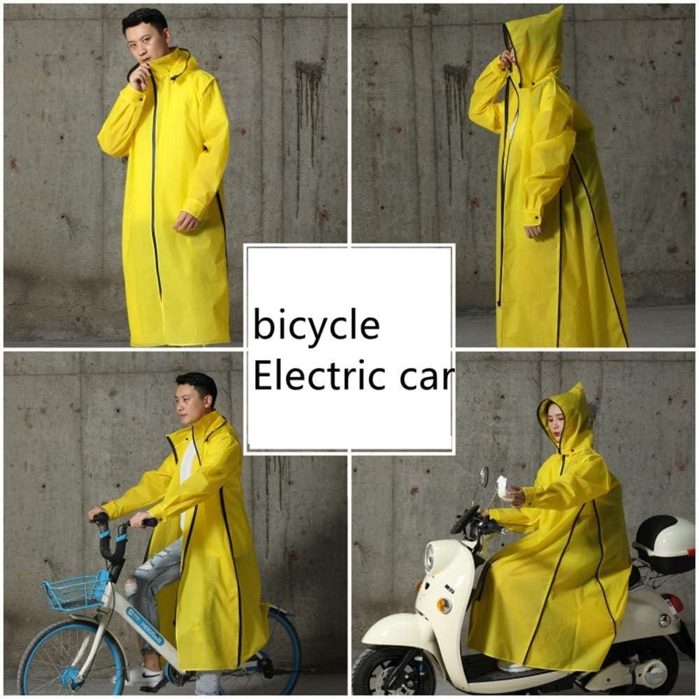 Chubasquero eléctrico, Poncho para montar en bicicleta, Mochila ...
