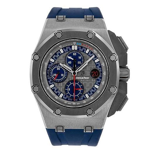 Audemars Piguet Royal Oak Offshore Automatic-self-Wind - Reloj masculino (certificado de