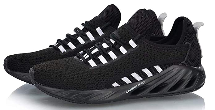 798f4e3ec8d5d Amazon.com | LI-NING Men's LN-ARC 2019 Running Shoe Cushion Athletic ...