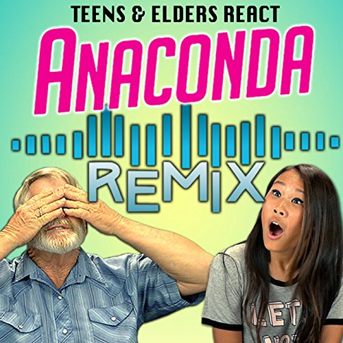 Anaconda: React Remix (Teens and Elders)