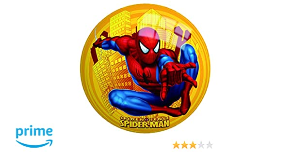 John Handel Pelota Spiderman, (Globo-50307): John GmbH - 50307 ...