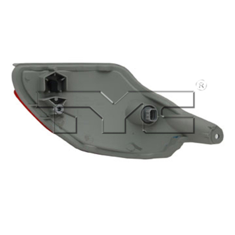 TYC 17-5275-00-1 Lexus Rear Right Replacement Reflex Reflector