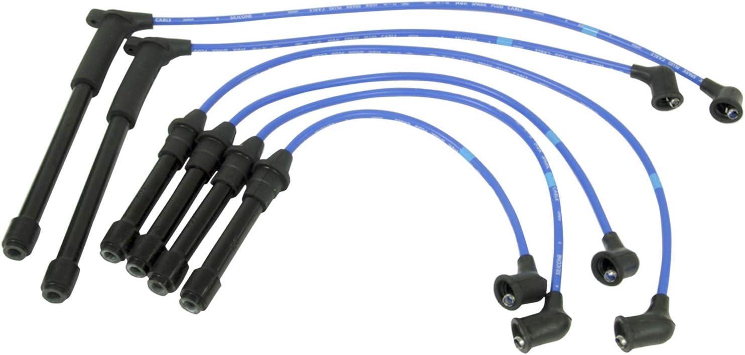 NGK (8113) RC-NX14 Spark Plug Wire Set: Automotive