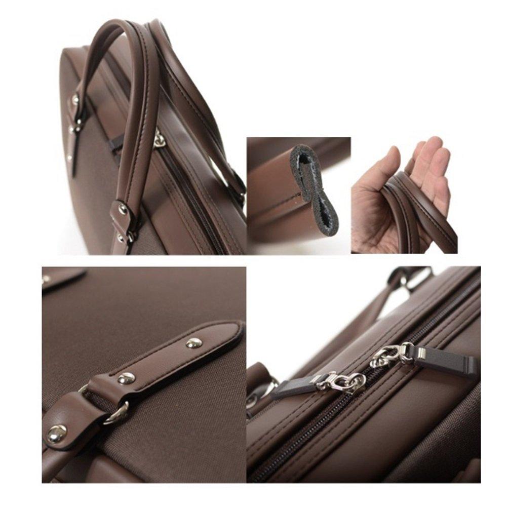 DarkBrown Junto Bagcom PCJ Business Briefcase Bag 550g