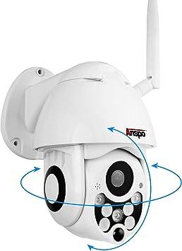 1080P Wireless Panoramic Security IP Camera Pan//Tilt Night Vision Surveillance
