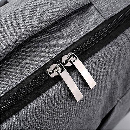 de del nuevos 2018 computadora los del blue la de dual bolso hombres la del hombres nuevos uso mochila del bolso de estudiante Bolso 6T7q0x