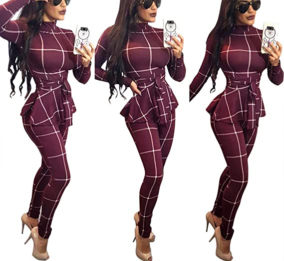 248bf310bd8c Amazon.com  Women Sexy Off Shoulder Strapless Floral Wide Leg Jumpsuit  Romper Flare Palazzo Long Pants Set  Clothing