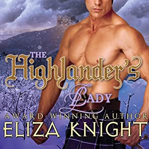 The Highlander's Lady Hörbuch