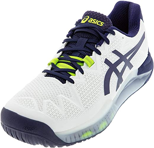 Amazon.com: Tenis Asics Gel-Resolution 8 para hombre: Shoes
