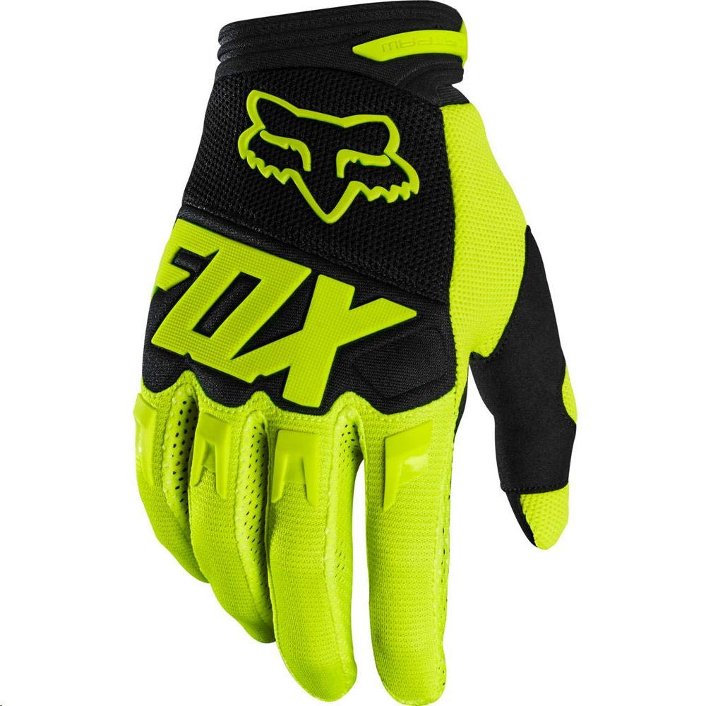 Fox Dirtpaw Glove Race Blue//White