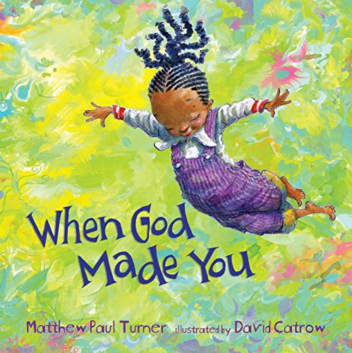 When God Made You by WaterBrook Press