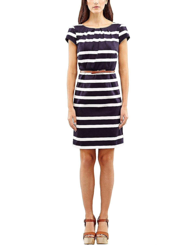 Comma Women's 85.899.82.0168 Short Sleeve Dress