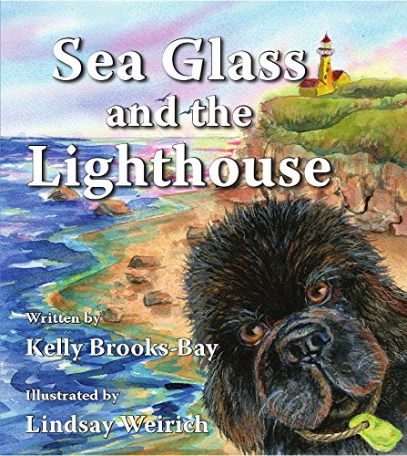 Sea Glass and the Lighthouse - Brook Bay