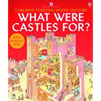 What Were Castles For (Usborne Starting Point History)