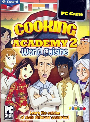 Cooking Academy 2 World Cuisine - Windows PC