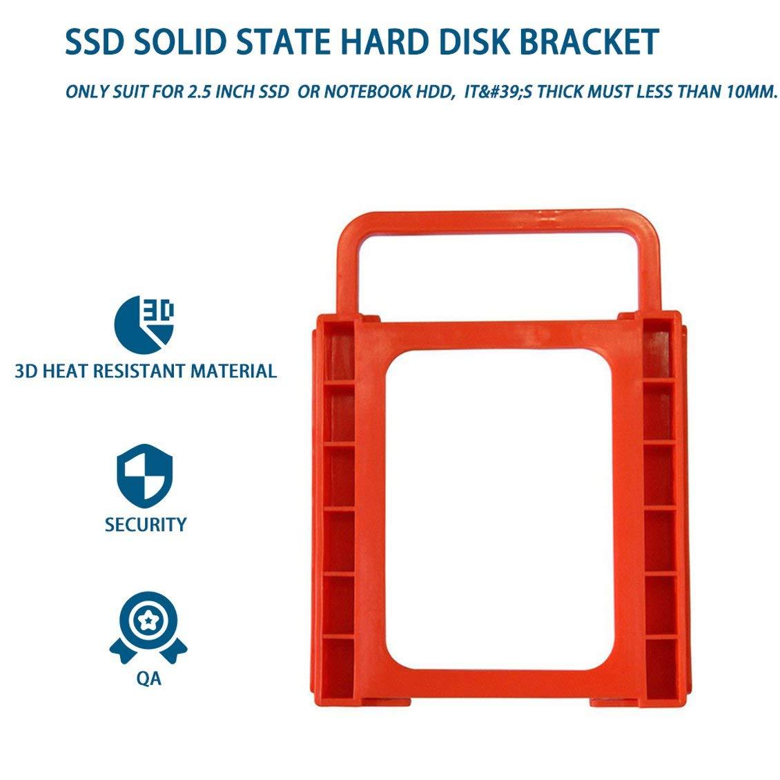 Disco Duro de 2,5 a 3,5 Pulgadas SSD para Ordenador portátil Disco ...