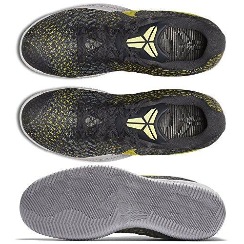 Nike - Performancemamba instinct - zapatillas de baloncesto - dust/anthracite/electrolime/pure platinum
