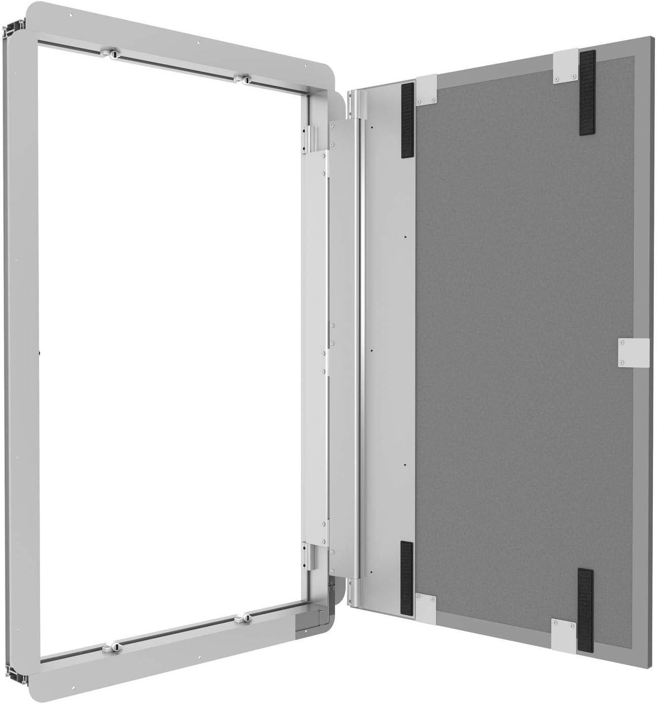 Profesional pladur Tapa para revisión patentado para puerta ...