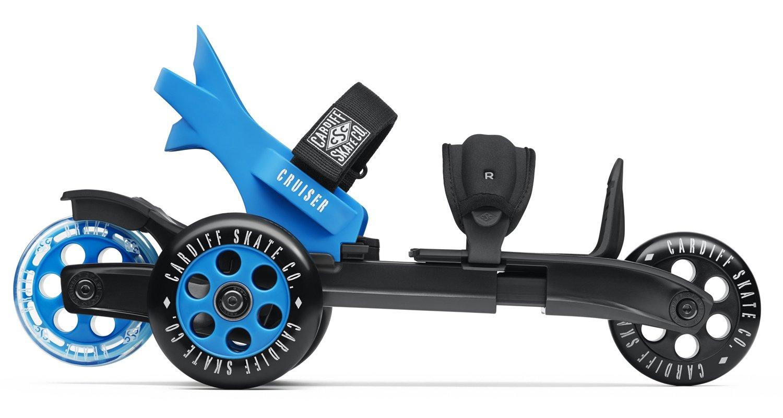 Roller skates blue - Adult Cruiser Skates Large Blue Sports Outdoors